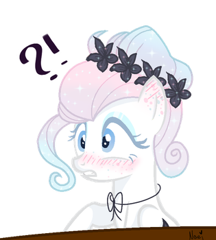 What did you do with my hair ??! ( Basework ) by CoffeeTwirl