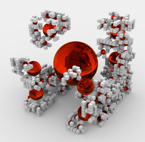 Open Menger -3 iterations- by Theli-at