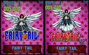 Fairy Tail Arc 3 (005-010) - Lullaby Arc v1  v2 A by Zule21