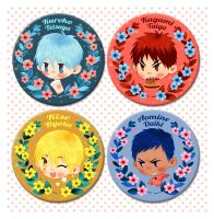 KuroBas_Brooch by Zoo-chan