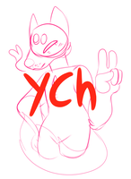Heart YCH!! {Closed} by CrownedCytpids
