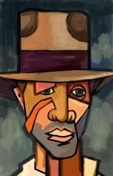 Indiana Jones by HeroforPain