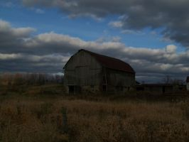 Stormy Barn by da-joint-stock