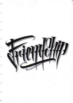 Lettering by aivvia