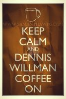 kEEP Calm Coffee is on Samantha Wpg.com by VisualEyeCandy