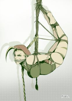 Cammy suspended by Kidetic