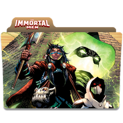 The Immortal Men by DCTrad