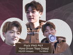 Pack PNG #67 - Yano [from Topp Dogg]  02  by YuriBlack