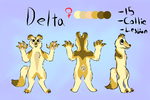 Delta Reference by Amebaby