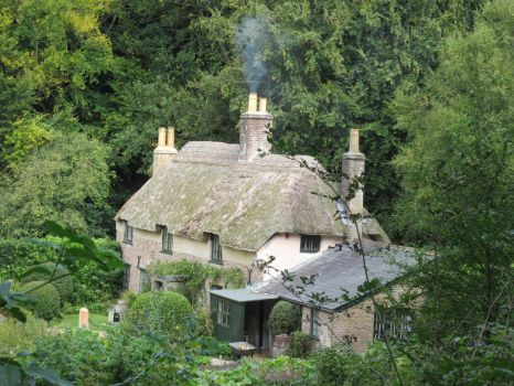 Hardy's Cottage by Citysnaps