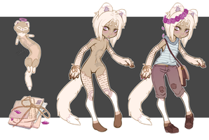 Closed Species - Mimsy 01 (AUCTION: CLOSED) by cindyjeans-designs