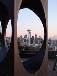 Seattle Through Art by clindhartsen