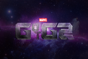 Marvel's GUARDIANS OF THE GALAXY 2 - LOGO by MrSteiners