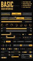 Basic User Interface by doghead