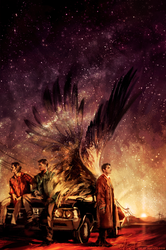 Carry On My Wayward Son by alicexz