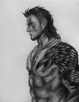 Gladiolus by Crimson-rose-x