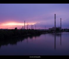Thermal power plants by siscanin