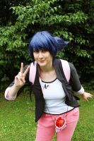Marinette Dupain-Cheng Cosplay Miraculous Ladybug by Lucy-chan90