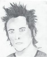Synyster Gates by XAbiit