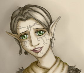 DragonAge 30DayChallenge Day05 by kamidoodles