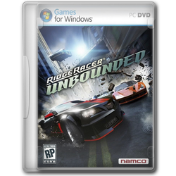 Ridge Racer Unbounded Game Icon by Nighted