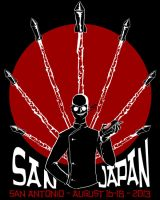 San Japan T-Shirt Entry by lissa-quon