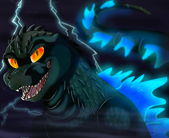 Gojira by PlagueDogs123