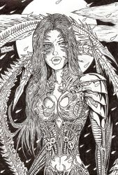 Witchblade by MIRAGE-5X5