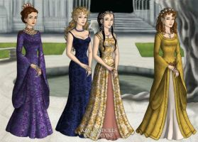 Wives of Zeus by TFfan234