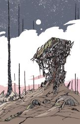 Far future Prophet by royalboiler