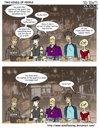 RPG Two Kinds of People by mindflenzing