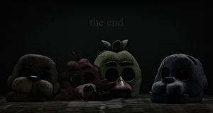 [SFM FNAF] End? by CortezAnimations