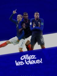 France WC final by Nony14