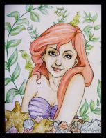 The little mermaid by inglys15