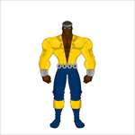 luke cage by All10