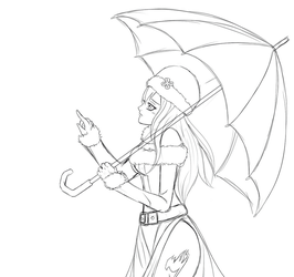 WIP Sequence - Juvia - Step by Step GIF by ladybakura92