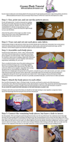 Goomy Plush - Step-by-step Tutorial