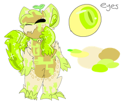 APPLE | CATSPROUT MYO {APPROVED} by Cosmic-Avian