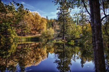 Lake Fulmor - Idyllwild, CA by PhotosByAlex