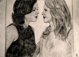 SwanQueen. OUAT. by rebbr
