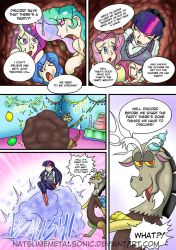 MLP Vore is magic too side quest pag 22 by Natsumemetalsonic
