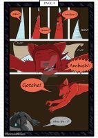 Of Beasts and Men - Chapter 1 - Page 3 by RearmedDreamer