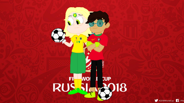 ''We will stop any point'' World Cup Russia 2018 by LunaArt2003