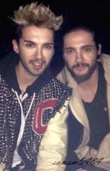 Kaulitz Twins 3 by sanam5484