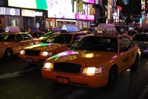 Chariots of NYC by wafitz