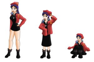 Misato AR Total Sequence by EduartBoudewijn