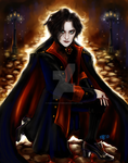 Blood Prince by FairyGodfather