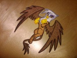 Gilda Patch by Madmax by EthePony