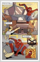 [COMIC] Spider-man -p1 by FTLmech-hound