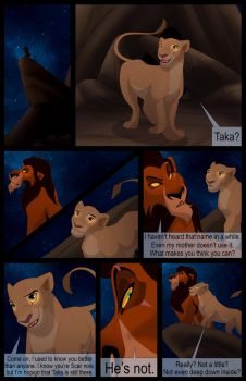 Scar's Reign: Chapter 2: Page 8 by albinoraven666fanart